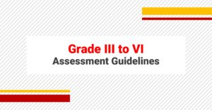Assessment Guidelines for Juniors Section