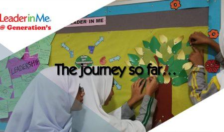 The journey so far…