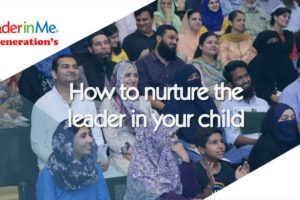 How to nurture the leader within your child