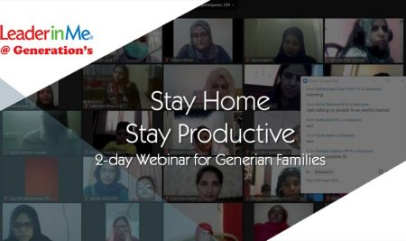 Stay Home Stay Productive Webinar by FranklinCovey