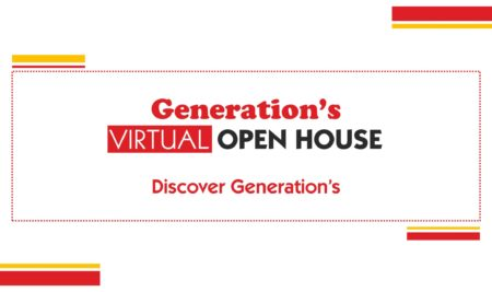 You're Invited! Generation's Virtual Open House