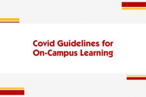 Covid Guidelines for OCTL